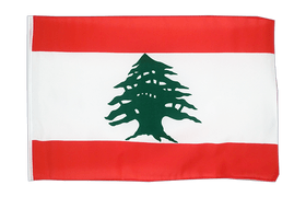 Lebanon - 12x18 in Flag