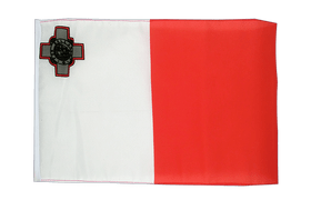 Malta - 12x18 in Flag
