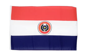 Paraguay - 12x18 in Flag
