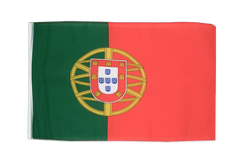Small Flag Portugal - 12x18""