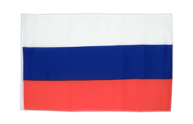 Russia - 12x18 in Flag