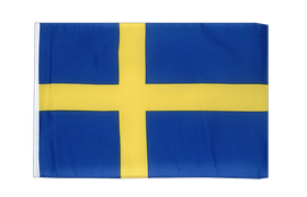 Small Sweden Flag - 12x18""