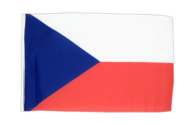 Czech Republic - 12x18 in Flag