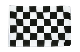 Checkered - 12x18 in Flag