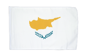 Cyprus - 12x18 in Flag
