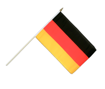 Germany Hand Waving Flag - 12x18""