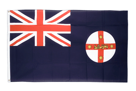 New South Wales - 3x5 ft Flag