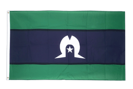 Torres Strait Islands - 3x5 ft Flag