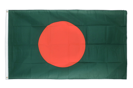 Bangladesh Flag - 3x5 ft
