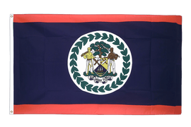 Belize - 3x5 ft Flag