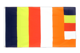 Buddhist - 3x5 ft Flag