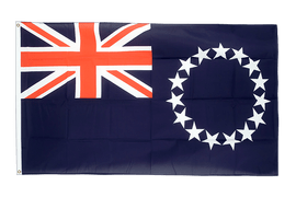 Cook Islands - 3x5 ft Flag