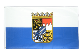 Bavaria Dienstflagge - 3x5 ft Flag
