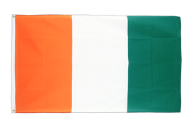 Ivory Coast Flag - 3x5 ft