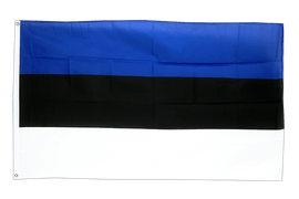 Estonia - 3x5 ft Flag