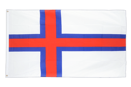 Faroe Islands - 3x5 ft Flag