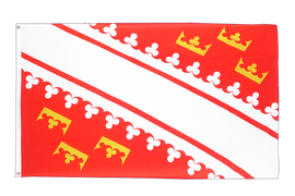 Alsace - 3x5 ft Flag