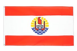 French Polynesia - 3x5 ft Flag