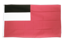 Georgia 1990-2004 - 3x5 ft Flag
