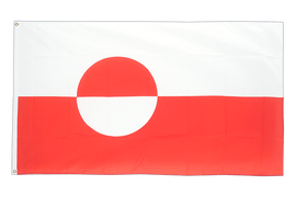 Greenland - 3x5 ft Flag