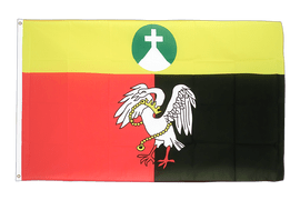 Buckinghamshire - 3x5 ft Flag