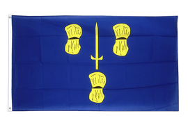 Cheshire - 3x5 ft Flag