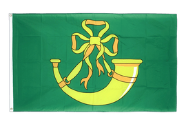 Huntingdonshire - 3x5 ft Flag