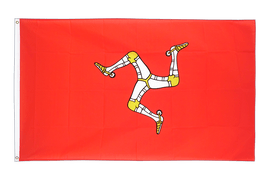 Isle of man - 3x5 ft Flag