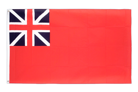 Flagge Red Ensign 1707-1801 - 90 x 150 cm