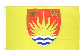 St. Edmund of Suffolk - 3x5 ft Flag