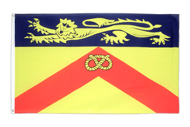 Staffordshire - 3x5 ft Flag