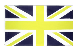 Buy Union Jack blue yellow - 3x5 ft Flag