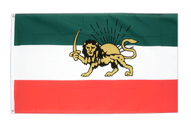 Iran Shahzeit - 3x5 ft Flag