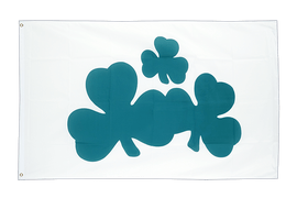 Shamrock - 3x5 ft Flag