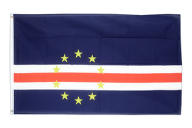 Cape Verde - 3x5 ft Flag