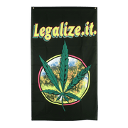 Legalize it - Flagge 90 x 150 cm