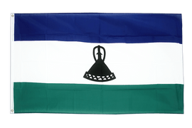 Lesotho new - 3x5 ft Flag