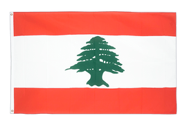 Lebanon - 3x5 ft Flag
