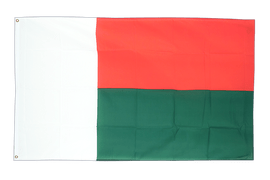 Madagascar - 3x5 ft Flag