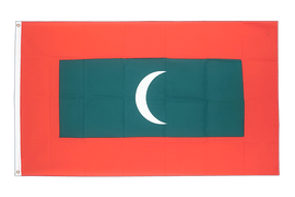 Buy Maldives - 3x5 ft Flag