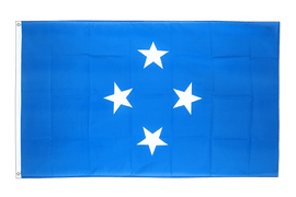 Micronesia - 3x5 ft Flag