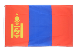 Mongolia Flag - 3x5 ft