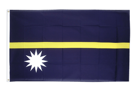 Nauru - 3x5 ft Flag