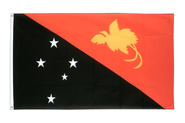 Flag Papua New Guinea - 3x5 ft