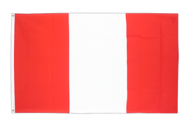 Buy Peru without crest - 3x5 ft Flag