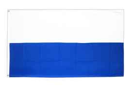 San Marino without crest - 3x5 ft Flag