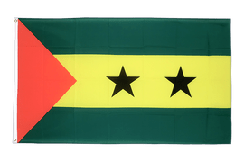 Sao Tome and Principe - 3x5 ft Flag