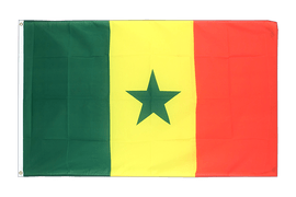Senegal - 3x5 ft Flag