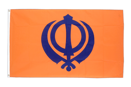 Buy Sikhism - 3x5 ft Flag