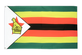 Zimbabwe - 3x5 ft Flag
